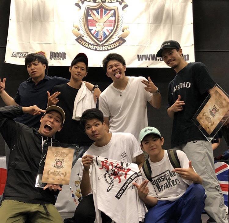 richigi先生が日本大会で優勝しました!