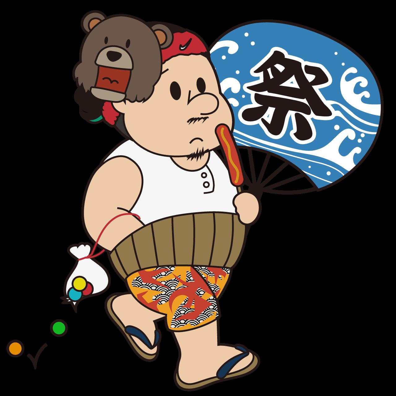【8/11(土)】QOOOP夏祭り開催!